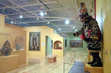Exhibit Gallery at Mexican Fine Arts Museum of Chicago